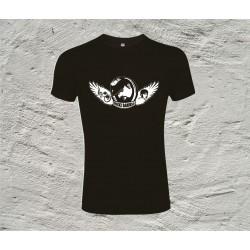 T-Shirt Frauen schwarz
